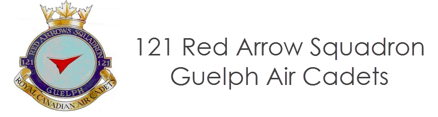 Guelph Air Cadets | 121 Red Arrows Squadron | Guelph Ontario