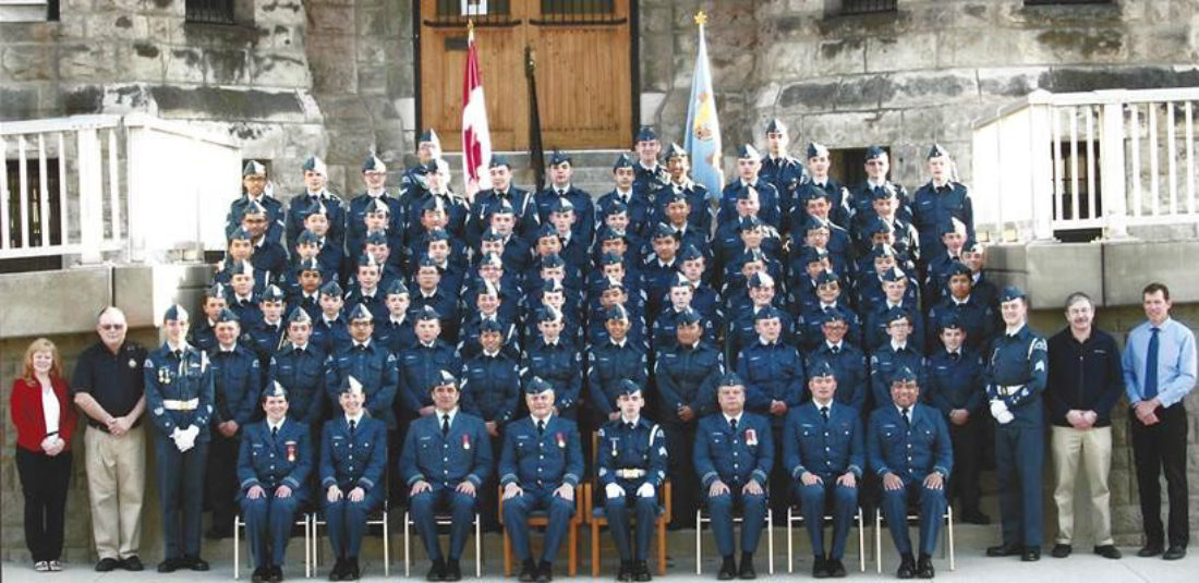 121 Red Arrows Squadron   Guelph, Ontario
